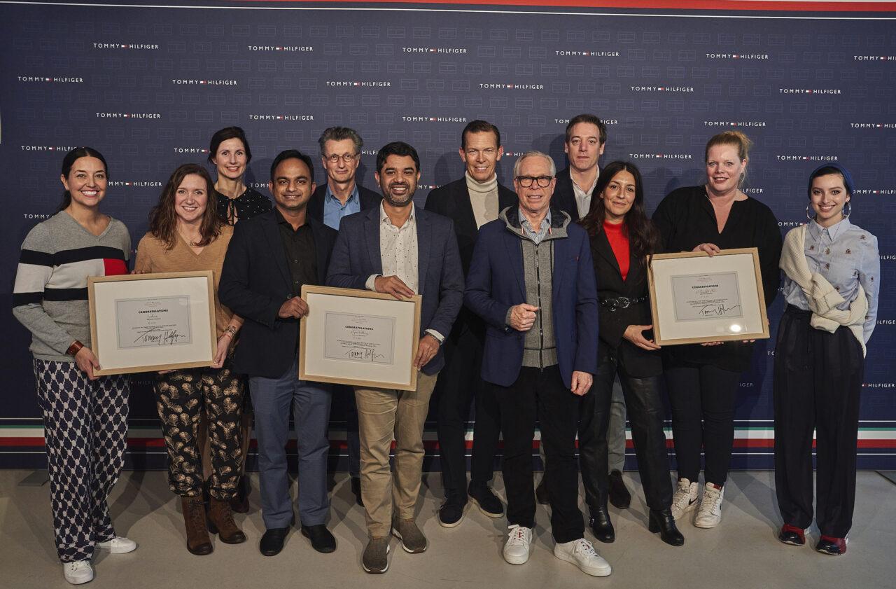 Tommy Hilfiger célèbre une mode plus inclusive lors de la deuxième édition du concours Fashion Frontier Challenge de Tommy Hilfiger