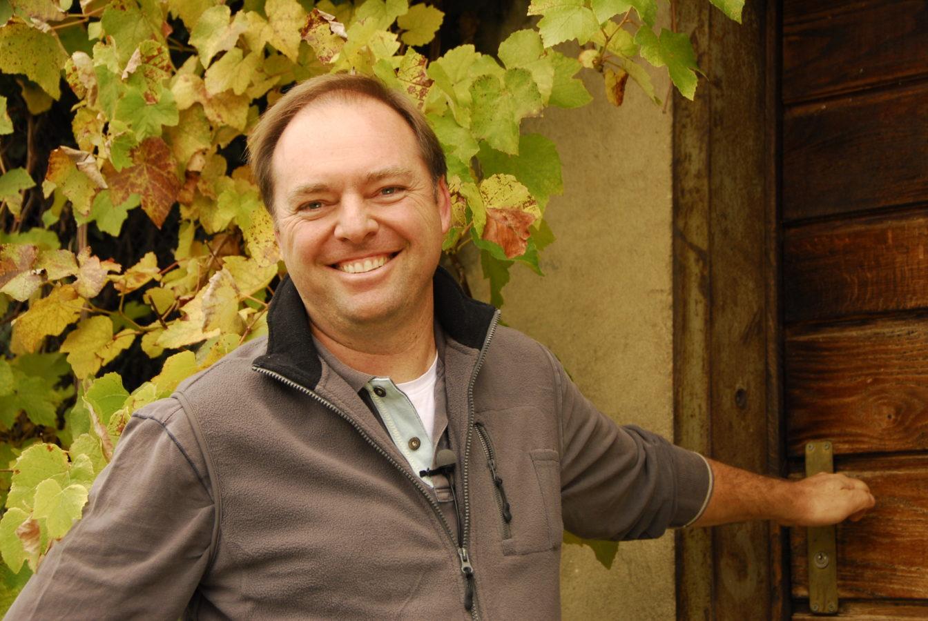 Sacha Pelossi : le vin de l'amitié et du plaisir