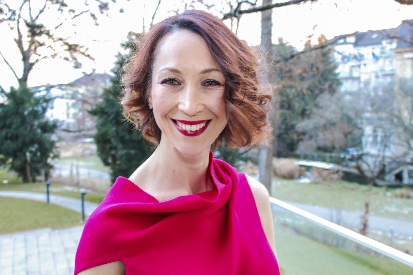 Interview Yelena Ganshof: «Les conseils que je prodigue font partie de mon vécu»