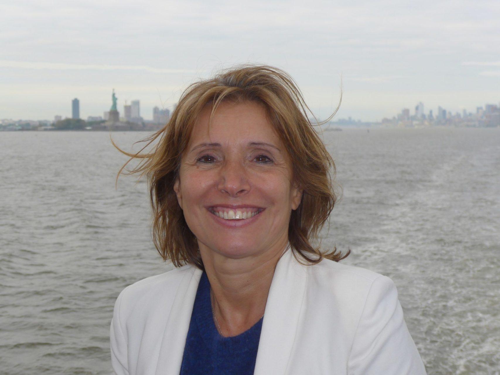 Geneviève Goëtzinger  une femme d'action et de convictions