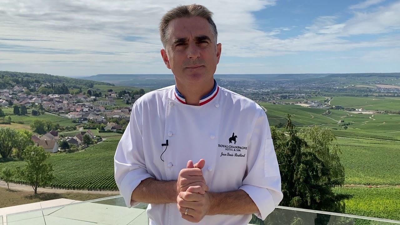 A la rencontre du Chef Jean-Denis Rieubland