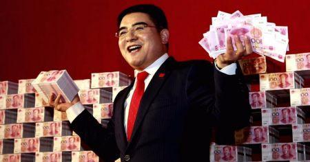 La Chine dépasse les Etats-Unis en nombre de milliardaires pour la seconde année consécutive