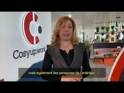 Cosyup.work : une autre vision du coworking – Valérie Morvan