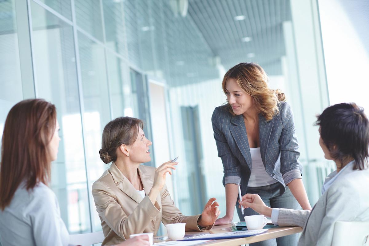 Leadership au féminin : Et la femme s'imposa