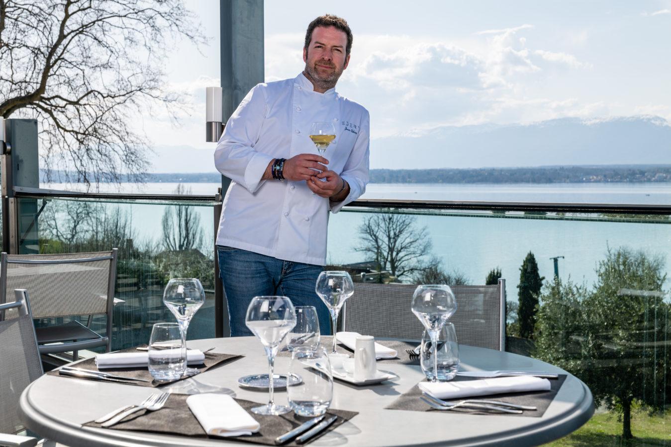 Le Chef Jean-Edern Hurstel réinvente le Floris