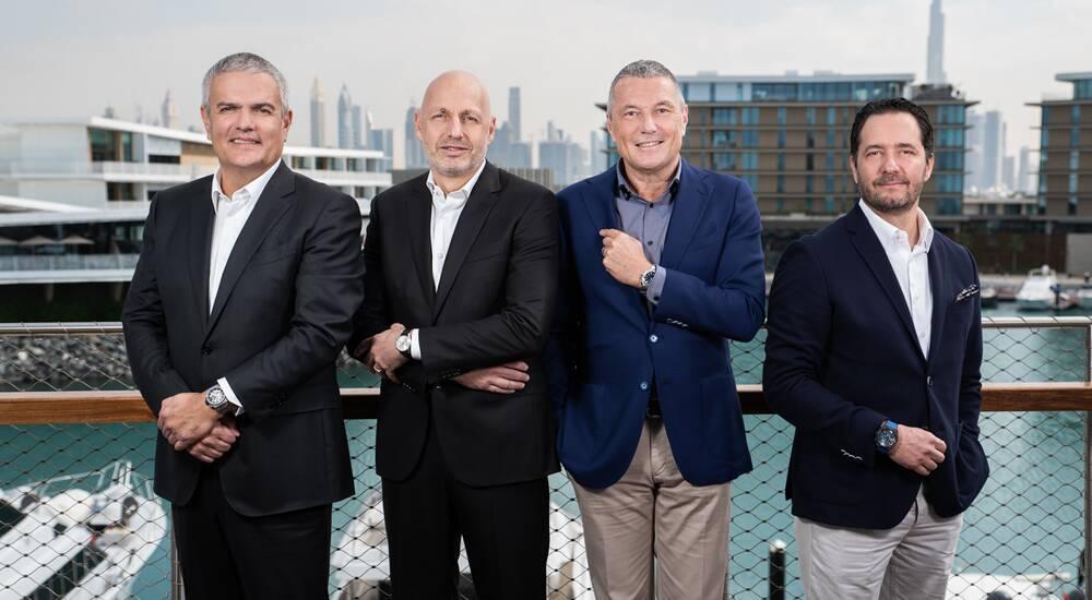 Succès de la première édition de la « LVMH Watch Week » qui s'est tenue du 13 au 15 janvier à Dubaï
