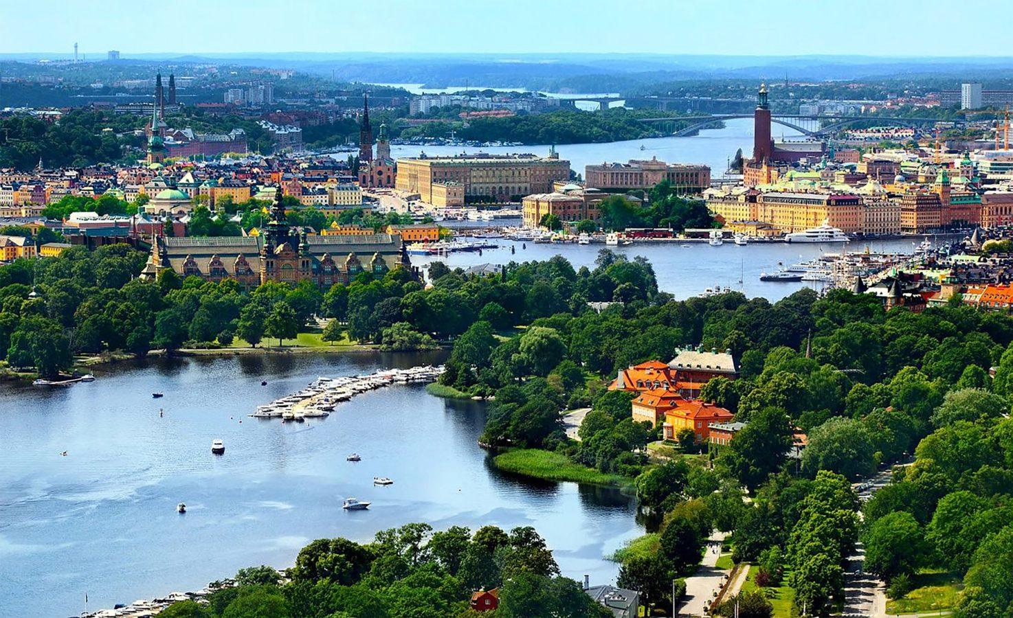 Pour un petit week-end dépaysant à Stockholm