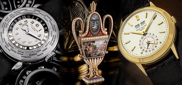 Christie's Hong Kong se prépare pour la vente horlogère de la décennie en Asie